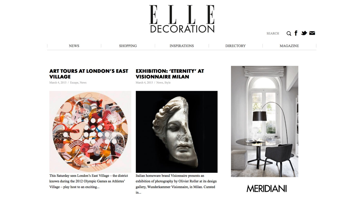 Project: ELLE Decoration